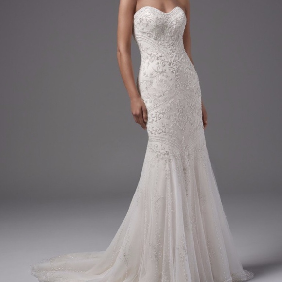 Sottero and Midgley Dresses & Skirts - Sottero and Midgley Wedding Gown Topaz